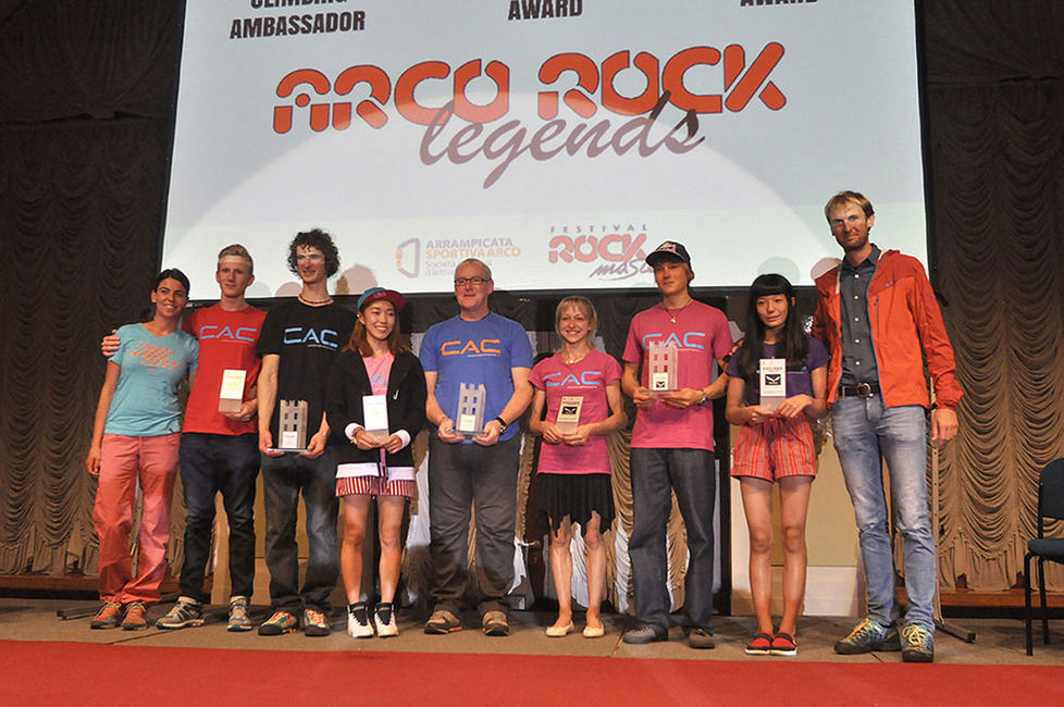 Arco Rock Legends 2015