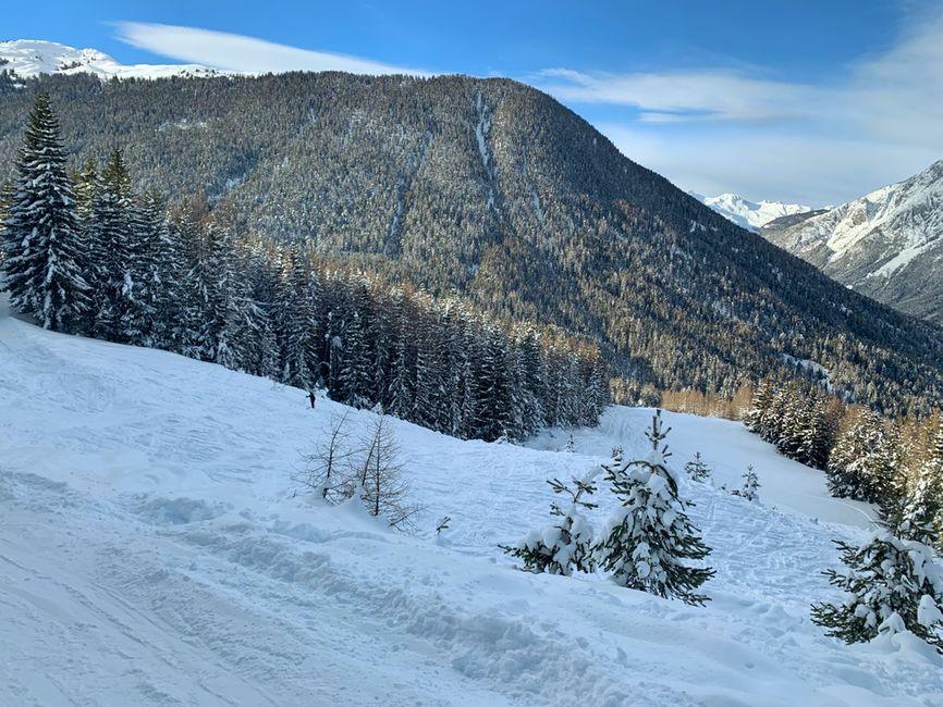 Gruenberg Skitour 01 1